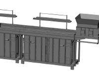 balíkovací lisy LUX-PTZ s tlakem 3 - 12t