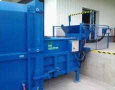 Vyklápěcí zařízení na SL 900, SL 1100 z rampy