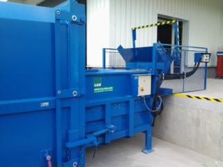 stacionární lis SL 1100 modrý