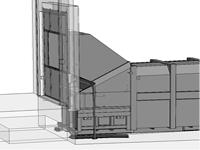 lisovací kontejner