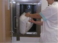 ystémy shozů pro odpad a prádlo