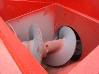lisovací kontejner LK-S šnek