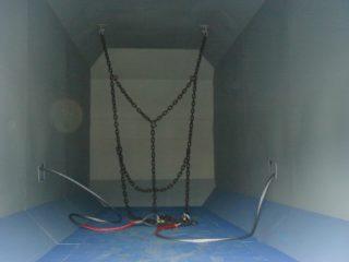 přípojný kontejner pk 30 uvnitř