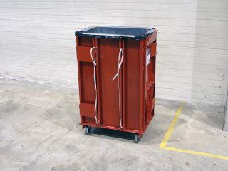 balíkovací lis L3-VK komora