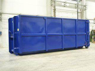 30m3 přípojný kontejner