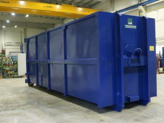 přípojný kontejner pk 30-H-VS