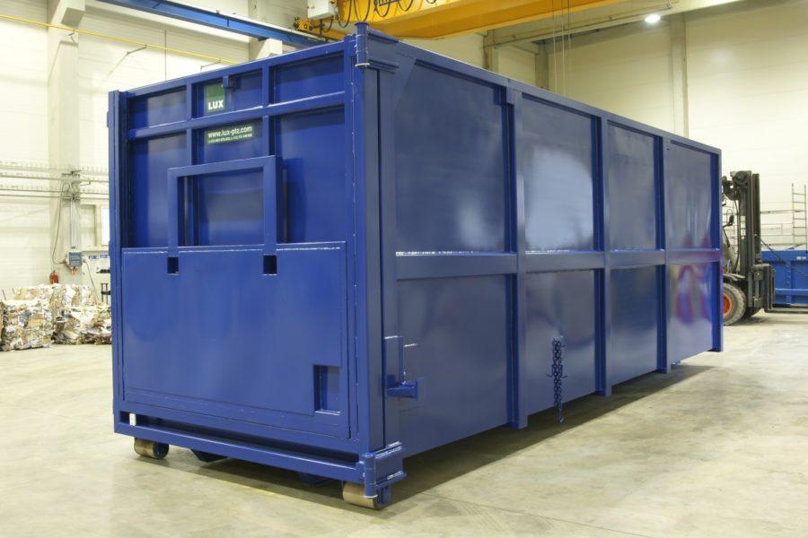 přípojný kontejner PK 30 H VS