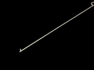 Harpuna - protahovací hák na vázací materiál