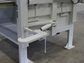 stacionární lis SL 900-HM spodek