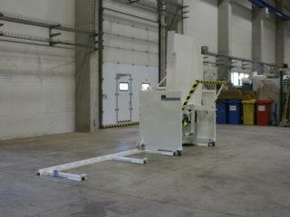 Vyklápěcí zařízení posuvné VZP 305 bílé