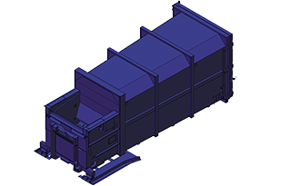 Lisovací kontejnery K