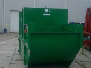 lisovací kontejner LK-KR