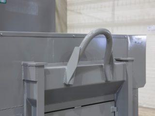 lisovací kontejner LK-M madlo