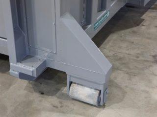 lisovací kontejner LK-M pojezd