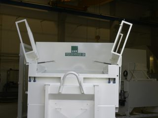 lisovací kontejner LK-K