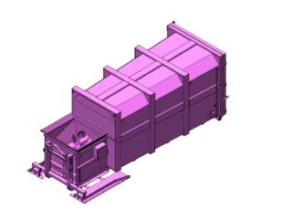 Lisovací kontejner řada S