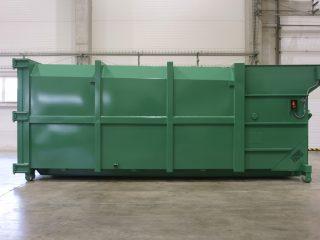 lisovací kontejner LK-K zelený