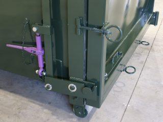 lisovací kontejner LK-K spodek