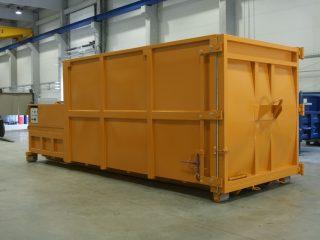 lisovací kontejner LK-V-VS