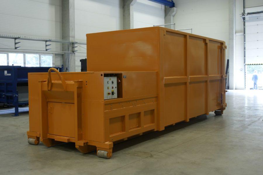 lisovací kontejner řady V-VS