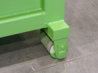 lisovací kontejner LK-V pojezd