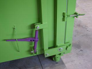 lisovací kontejner LK-V dno