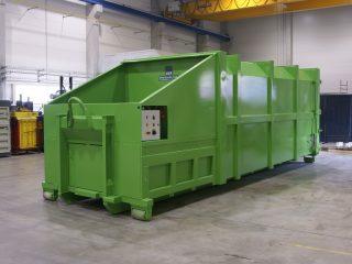 lisovací kontejner LK-V