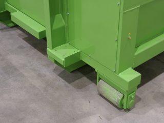 lisovací kontejner LK-V kolečko