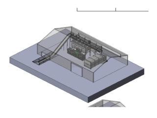 Lisovací kontejner začleněn do třídicí linky