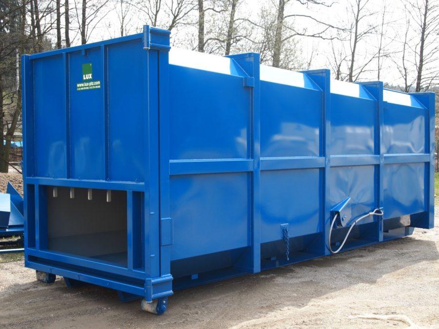 přípojný kontejner PK 30