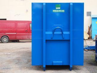 přípojný kontejner pk 30 modrý
