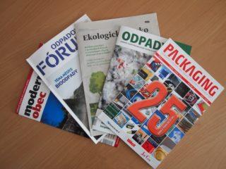 Inzerujeme v časopisech.