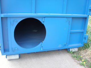 přípojný kontejner pk 30-S