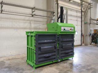 balíkovací lis L30-2 zelený