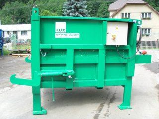 zelený stacionární lis SL 1100