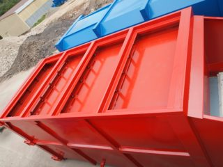 lisovací kontejnery LK-M-VS