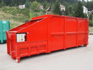 lisovací kontejner LK-M-VS