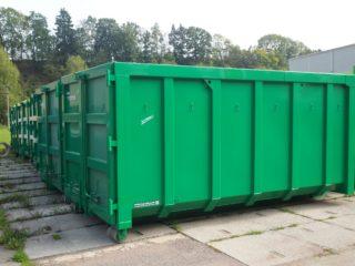 otevřené kontejnery LUX