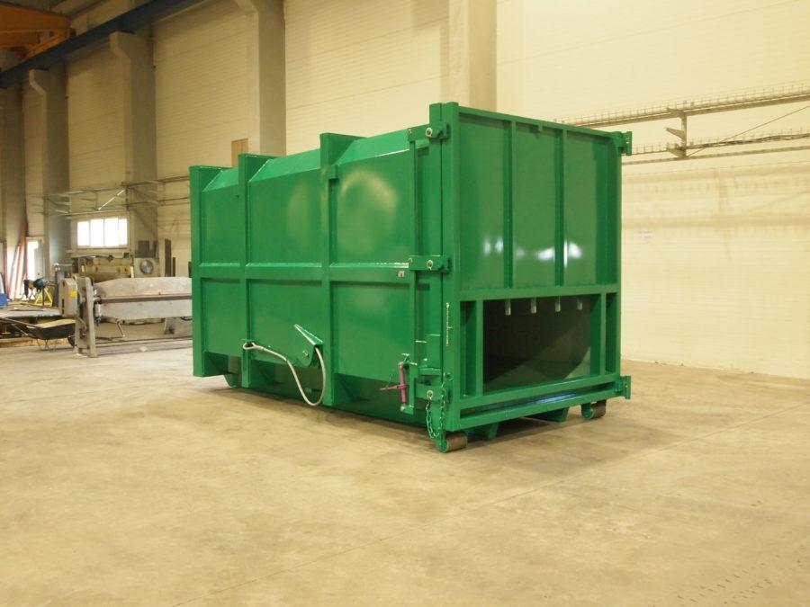 přípojný kontejner PK20