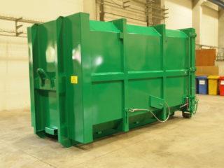 přípojný kontejner pk 20