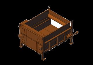 stacionární lis SL 2300-R