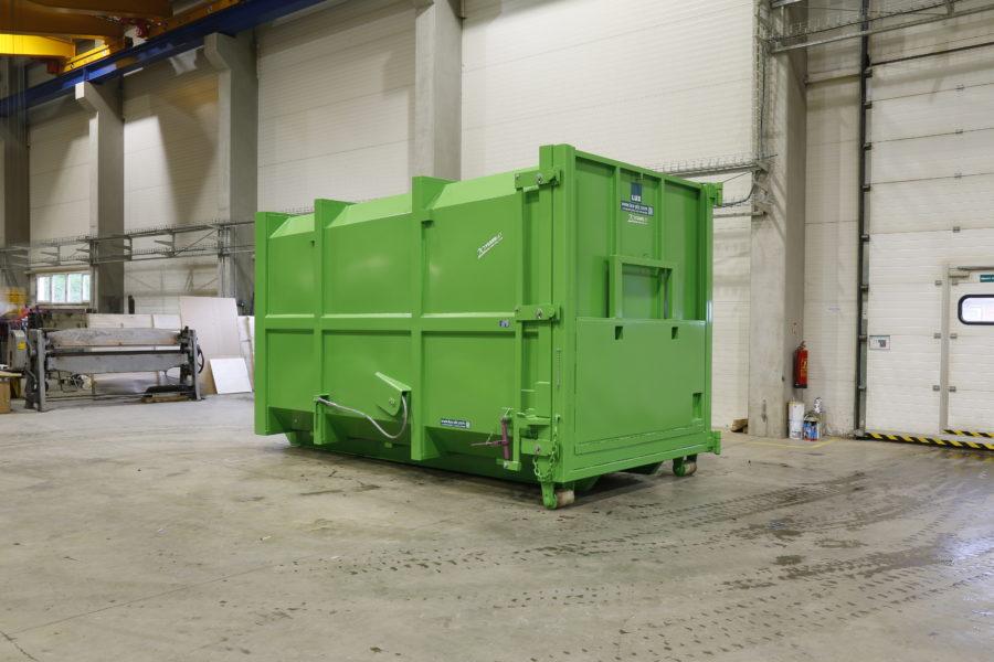přípojný kontejner PK 20 H