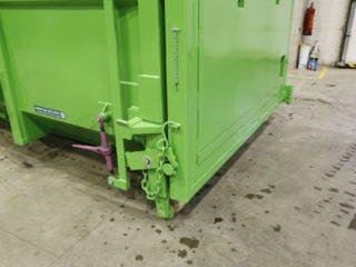 přípojný kontejner pk 20-H detail