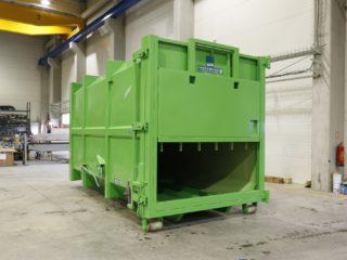 přípojný kontejner pk 20-H