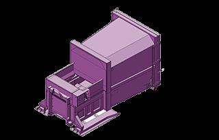 lisovací kontejner LK-M-R